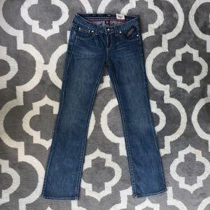 a.n.a. boot cut jeans